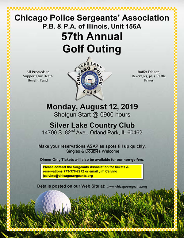 57th Annual Golf Outing